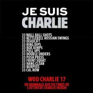 hommage aux victimes de l'attentat Charlie Hebdo